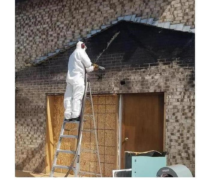 Fire Damage Soda Blasting, What's That?