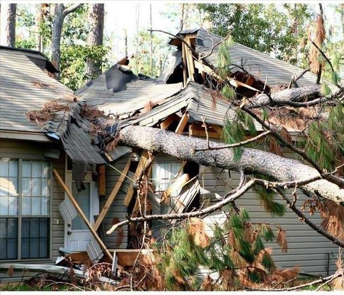 Storm Damage Dealing with Storm Damage to your Property