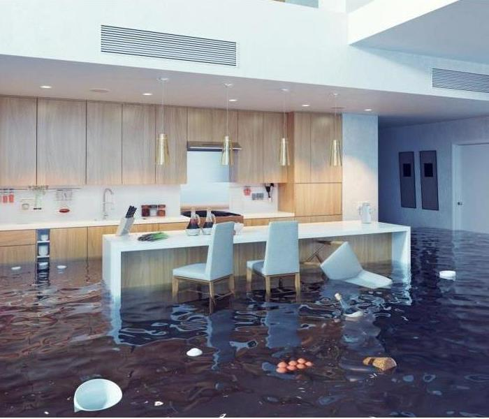 Water Damage What should I do if my home has water damage?